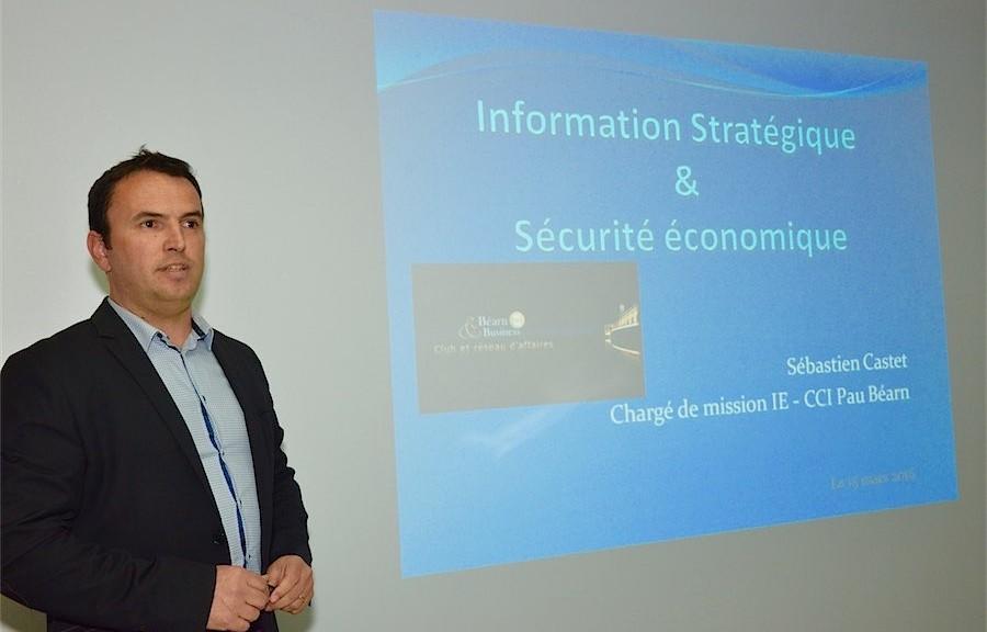 Sebastien Castet CCI PAU Bearn