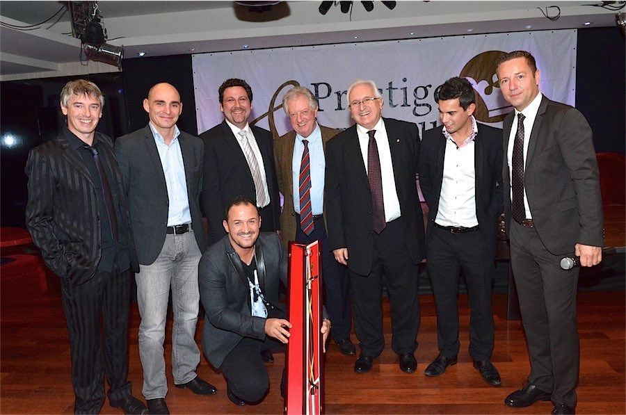 Trophée Entrepreneur 2013 Béarn & Business