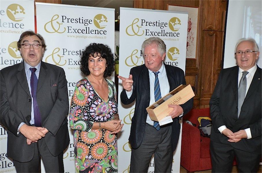 Trophées Entrepreneur 2014 réseau Prestige & Excellence Pau